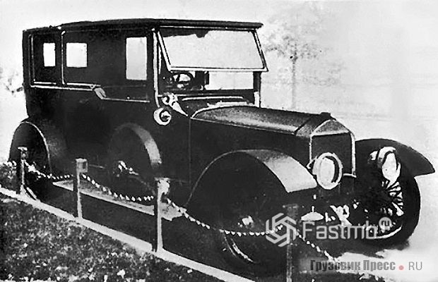 первая модель Wolseley, собранная Isuzu