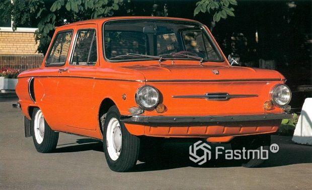 ТОП-7 самых дешевых машин в Украине