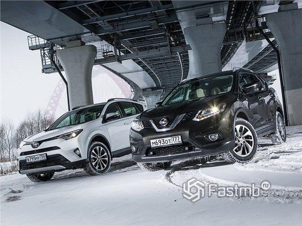 Что лучше: Nissan или Toyota?
