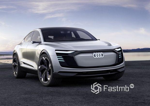 Электромобиль от компании Audi