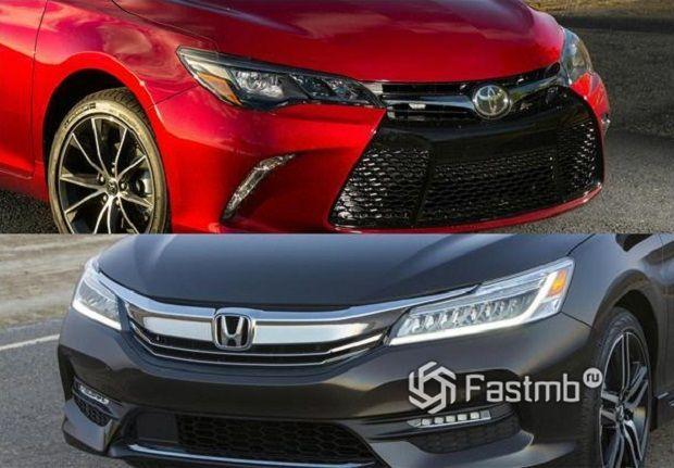 Что лучше, Honda или Toyota?