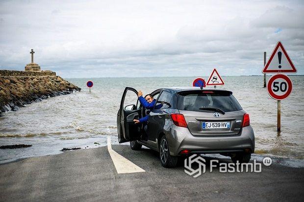 ТОП-7 самых опасных автомобильных переправ мира