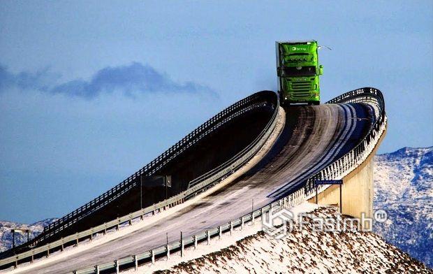 Сторсезанзедтский мост (Норвегия)