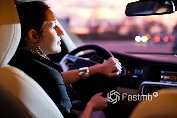Выводы всемирной статистики о женщинах за рулем