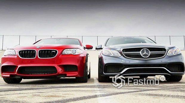 Что лучше, Mercedes или BMW?