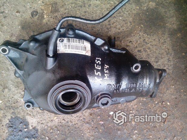 Причины поломки и ремонт редуктора на BMW X5