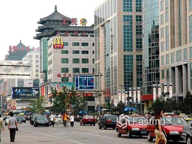 Миллиардное население Китая создает многомиллионный спрос на автомобили