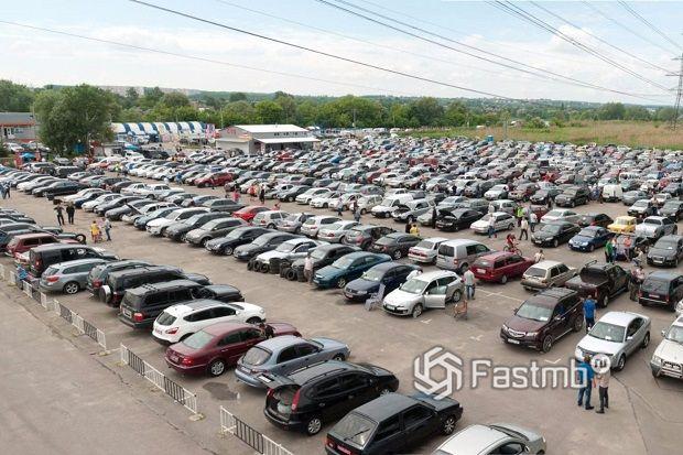 автомобили в Польше