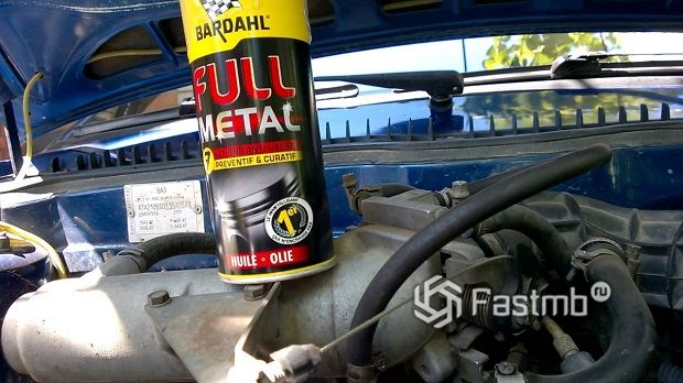 Full Metal (Bardahl)