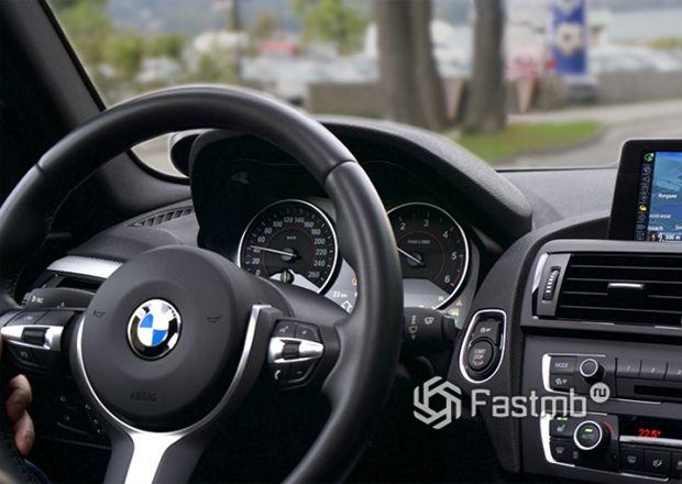 Активное рулевое управление на автомобилях BMW