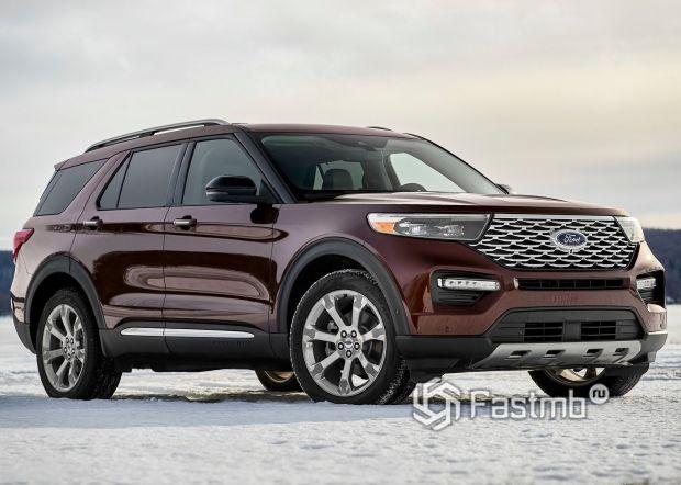 Новый Форд Эксплорер 2020