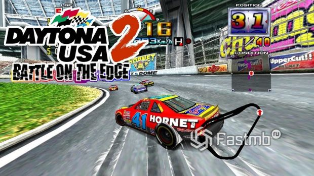 модель Hornet в Daytona USA 2: Battle on the Age
