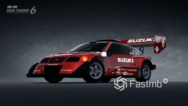 «любимчик» Gran Turismo — Pikes Peak Escudo