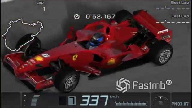 Gran Turismo - Ferrari F2007