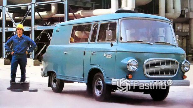 микроавтобус Barkas