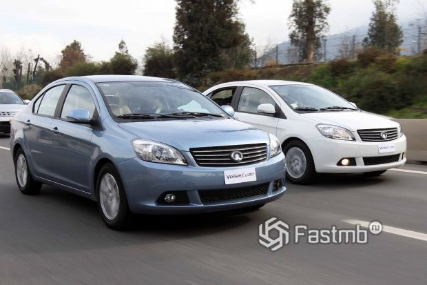 Great Wall C30
