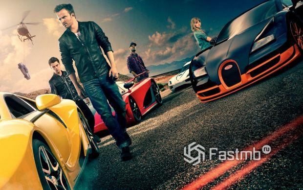 фильм Need for Speed