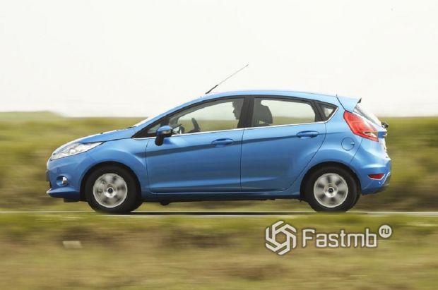 Ford Fiesta ECOnetic TDCi 1.6