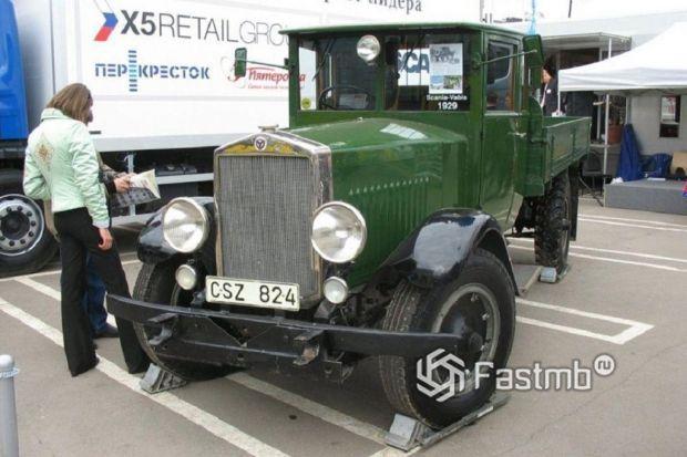 Scania-Vabis 3244