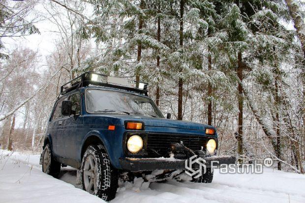 Лучшая машина для севера