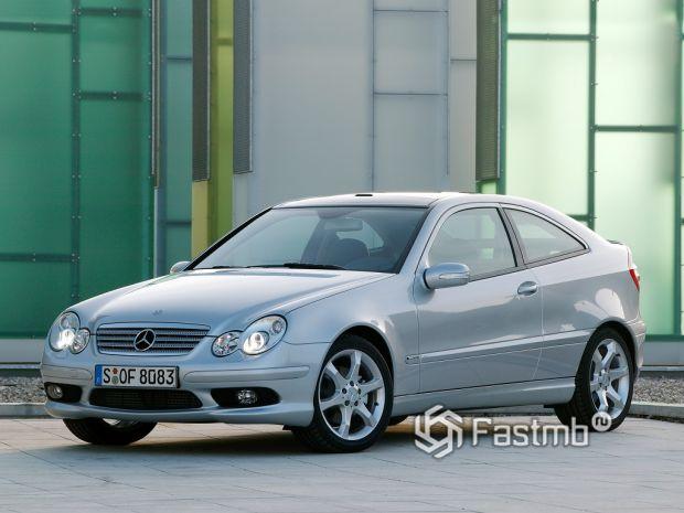 Mercedes C-класса Coupe (W203)