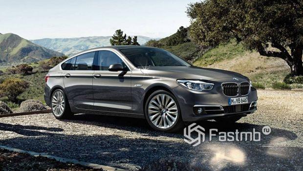 BMW 5 серии GT