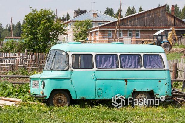 Микроавтобус Nysa