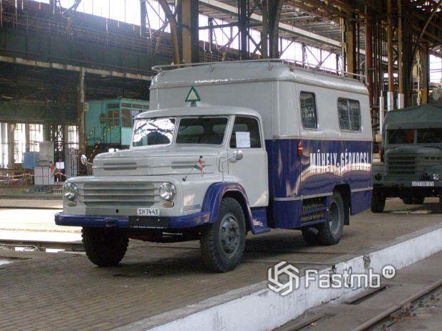 грузовик Csepel D450