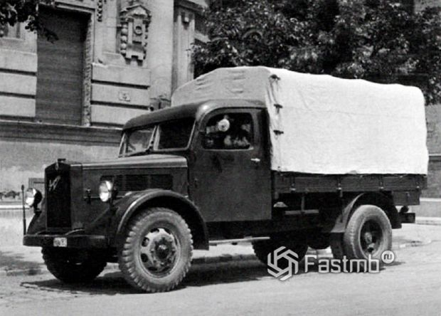 грузовик Raba Super