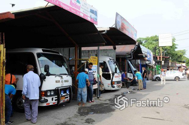 В Никарагуа дешевле передвигаться на общественном транспорте