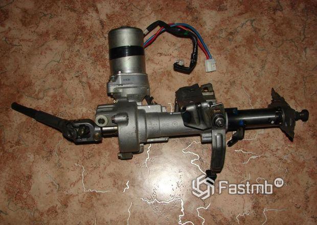 Двигатель электроусилителя