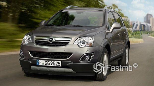 ТОП-10 самых экономичных моделей Opel