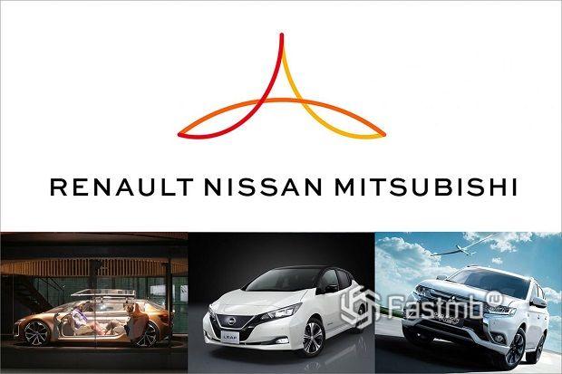 Renault-Nissan-Mitsubishi Aliance