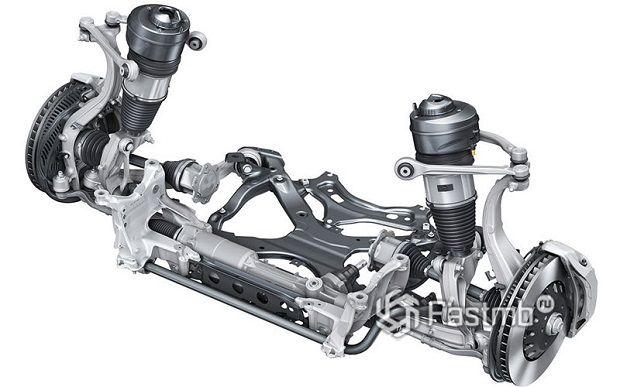 Качество подвески и трансмиссии Opel Astra и VW Golf