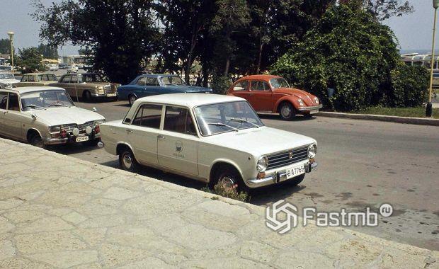 Автомобили социалистической Болгарии