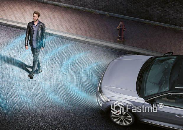 Как устроена система обнаружения пешеходов