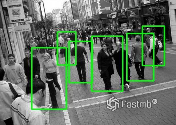 Распознавание пешеходов