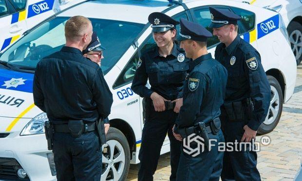 Обязанности инспектора дорожной полиции в Украине