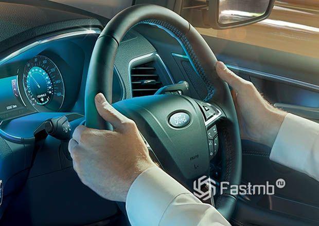 Современное адаптивное рулевое управление