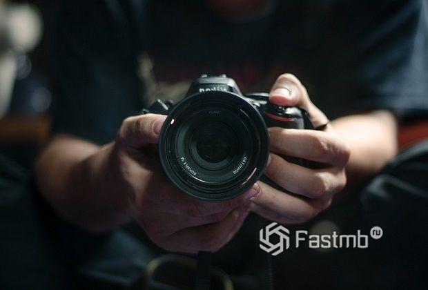 Камера для съемки