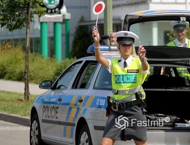 к встрече с полицией надо быть готовым всегда