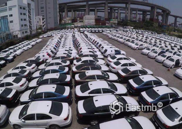 Новый автомобили Volkswagen