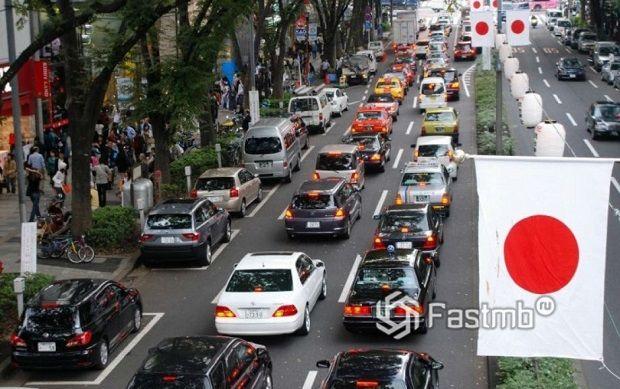 10 интересных фактов о японских водителях