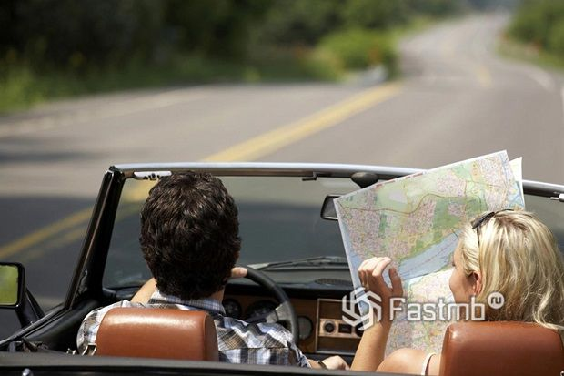 Плюсы поездки на автомобиле в Прибалтику