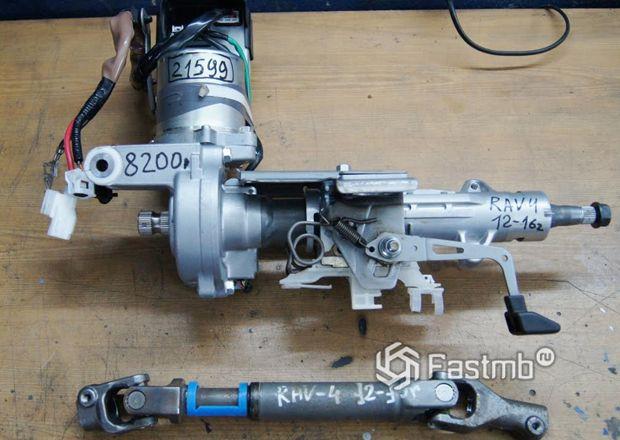 Мотор электроусилителя руля