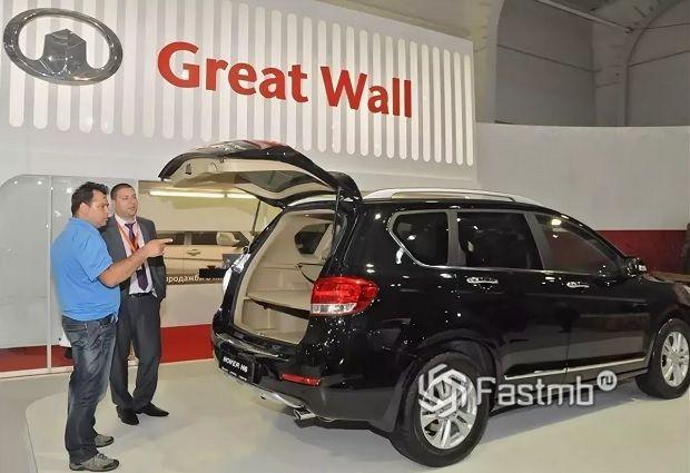 Дорога из безвестности бренда Great Wall