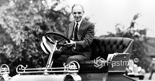 Генри Форд - пацифист Первой мировой