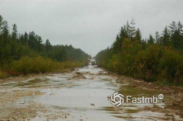 Транссибирская автомагистраль, Россия