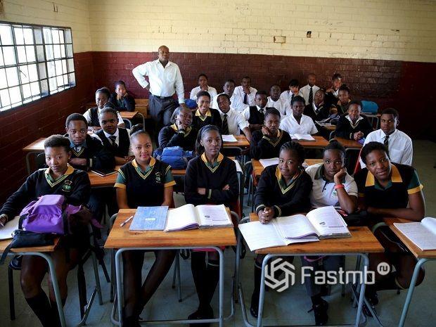 Школа в ЮАР