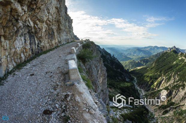 Дорога Пасубио-Виченца (Италия, Pasubio–Vicenza)